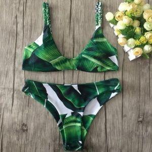 Other - Leaf Bikini Set